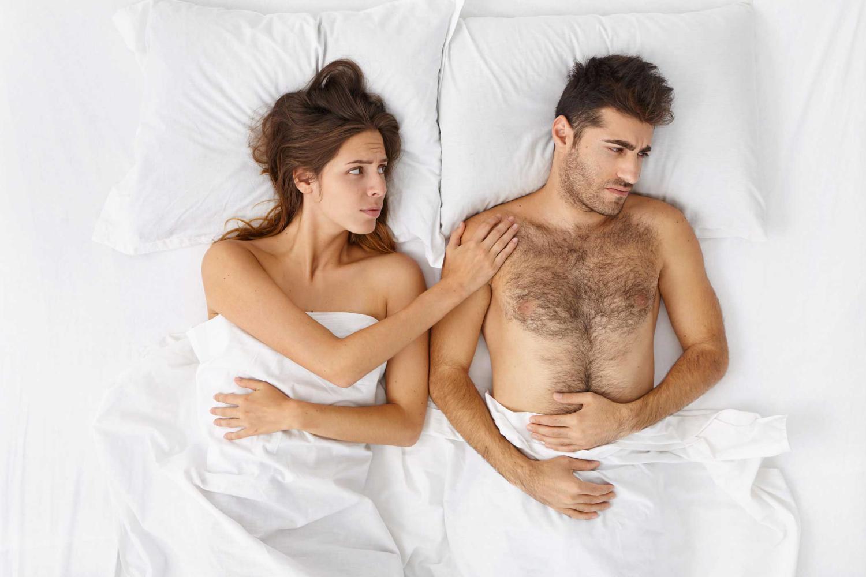Trouble sexuel : les causes du problème d'érection